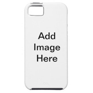 Add your own Text or Logo Tough iPhone 5 Case