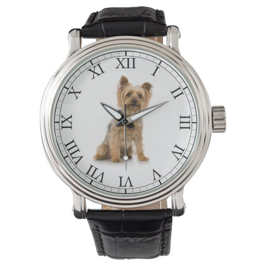 Add Your Pet's Photo Cute Dog Picture Wrist