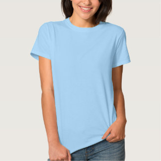 Add Your Photo Baby Doll Shirt