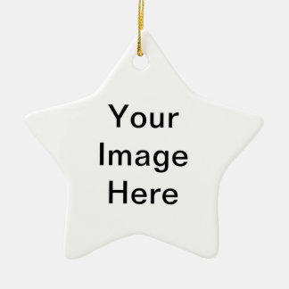 Add Your Photo Christmas Tree Ornament