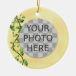 """""""Add Your Photo"""" Italian Wall with Ivy"""