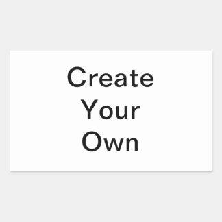 Add Your Photo Rectangular Stickers