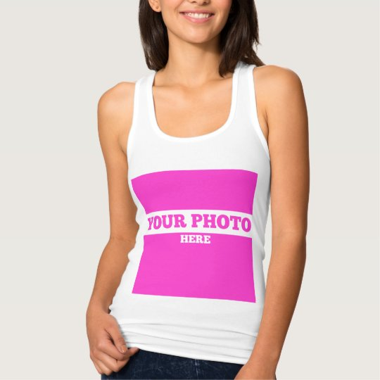 Add Your Photo Tank Top