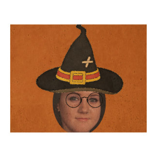 Add Your Photo To A Wizards Hat & Glasses Cork Paper Prints
