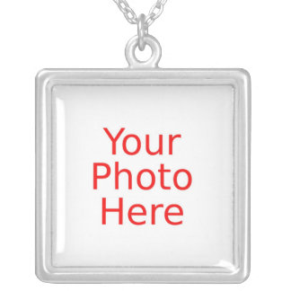 Add Your Photo To This Necklace