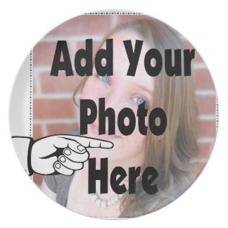 Add your special Photograph Picture Plate