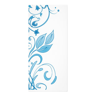 Add Your Text Bookmark Rack Card