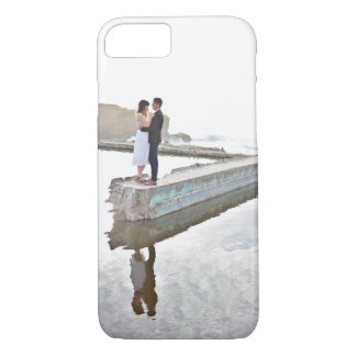 Add Your Wwn Save The Date Engagement photo iPhone 8/7 Case