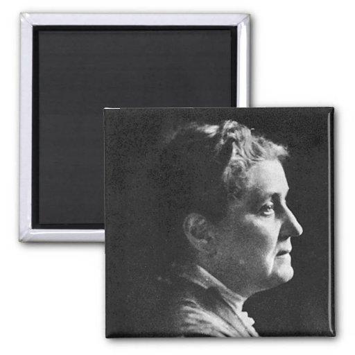 Addams ~ Jane Addams Nobel Peace Laureate Fridge Magnet