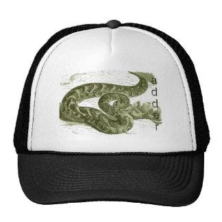 Adder (snake) cap