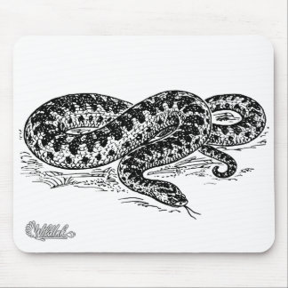 Adder Snake Mouse Pad
