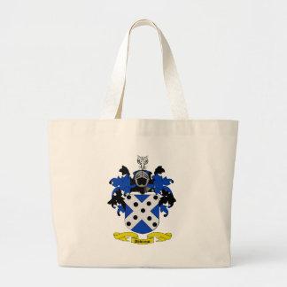 Addicoat Coat od Arms Tote Bags