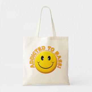 Addicted Bass Smile Bag