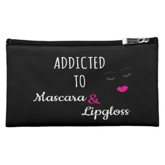Addicted Cosmetic Bag