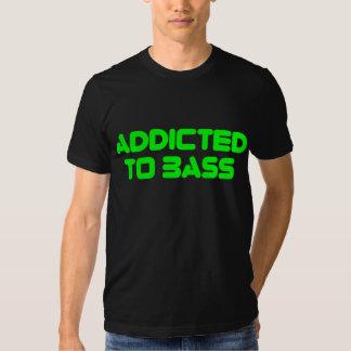 Addicted To Bass Tee Shirt