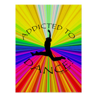 Addicted to Dance Poster