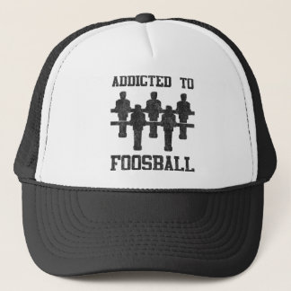 Addicted To Foosball Trucker Hat