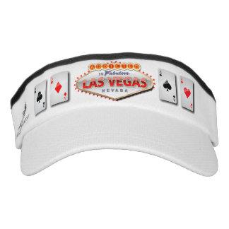 Addicted to Las Vegas, Nevada Funny Sign Visor