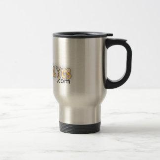 Addicted to Lostaholics.com Coffee Mugs