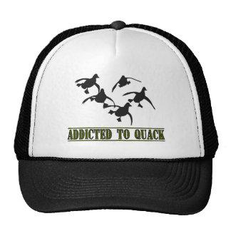 Addicted to Quack! Cap