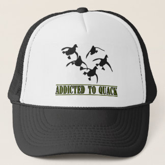 Addicted to Quack! Trucker Hat