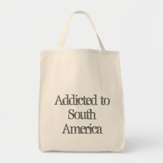 Addicted to South America Bags