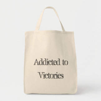 Addicted to Victories Tote Bag