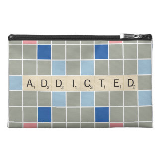 Addicted Travel Accessory Bag