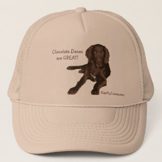 Addiction/Paws Off Trucker Hat
