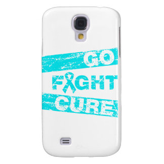 Addiction Recovery Go Fight Cure Galaxy S4 Case