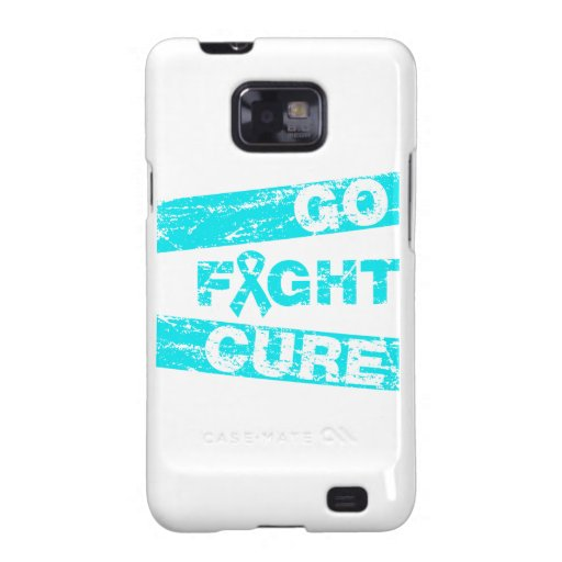 Addiction Recovery Go Fight Cure Samsung Galaxy SII Cover