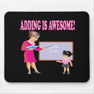 Adding Is Awesome 2 Mouse Pad