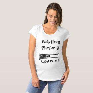 Adding Player   Maternity Shirt