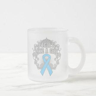 Addisons Disease Fight Like A Girl Fleurish Mugs