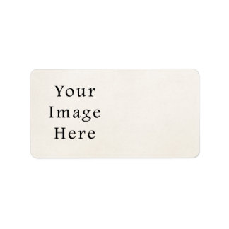 Address Label Personalized Sticker Labels Template