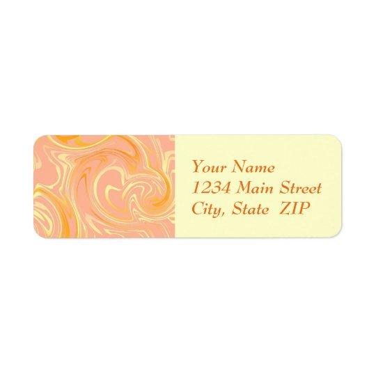 Address Labels--Pink Celebration