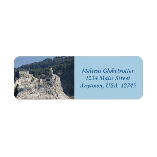 Address Labels--Rock Island Church