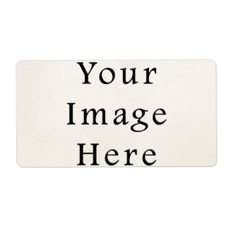 Address Shipping Label Personalized Sticker Labels