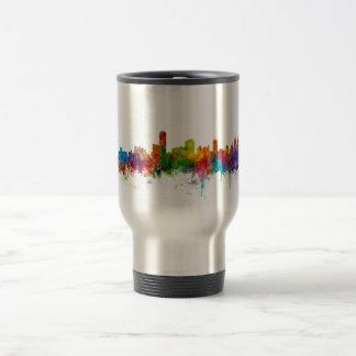 Adelaide Australia Skyline Travel Mug