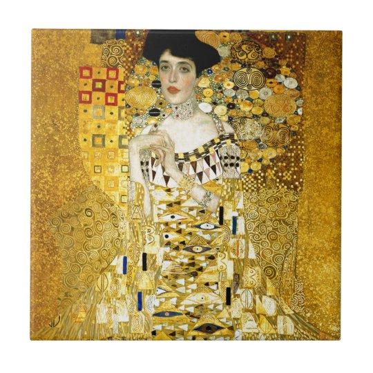 Adele Bloch-Bauer I by Gustav Klimt Art Nouveau
