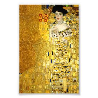 Adele Bloch-Bauer I by Gustav Klimt Photo Prints