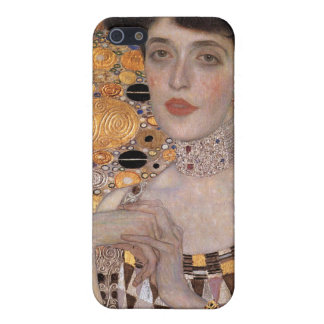 Adele Bloch Bauer Portrait (Detail) Gustav Klimt iPhone 5/5S Cover