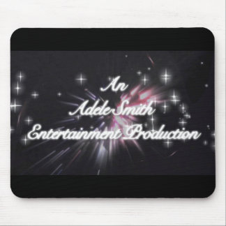 Adele Smith Entertainment Mouse Pad
