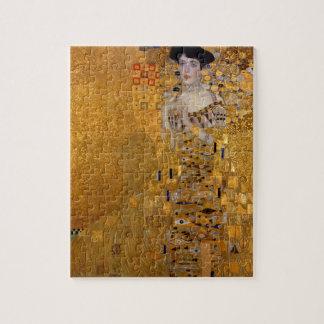 Adele, The Lady in Gold - Gustav Klimt Jigsaw Puzzle
