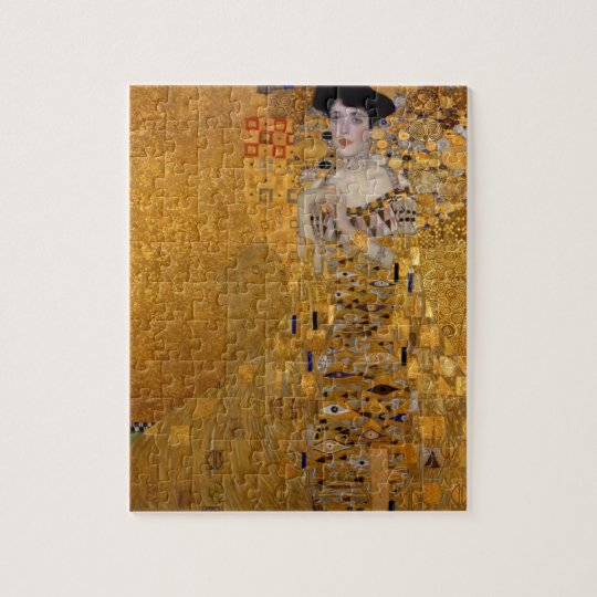 Adele, The Lady in Gold - Gustav Klimt