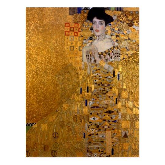 Adele, The Lady in Gold - Gustav Klimt