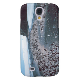 Adelie Penguins Samsung Galaxy S4 Case