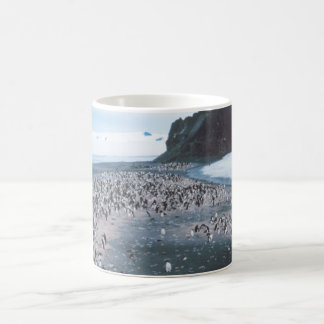Adelie Penguins Coffee Mug