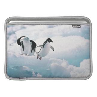 Adelie penguins (pygoscelis adeliae) Antarctica MacBook Air Sleeves