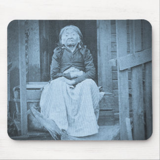 Adeline Princess of Seattle Washington 1896 Mouse Pad
